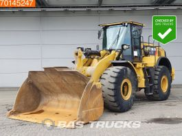 wheel loader Caterpillar 966M XE CAT SERVICE HISTORY AVAILABLE 2017