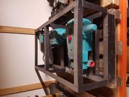 high pressure cleaner CATPUMP 3535 Hogedrukskid op frame