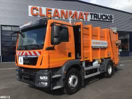 garbage truck MAN TGM 18 4x2 BL 2021