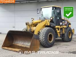 wheel loader Caterpillar 950H FULL STEERING - GERMAN DEALER MACHINE 2006