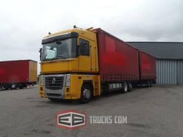 sliding curtain truck Renault Magnum 480 2010