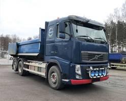 swap body truck Volvo FH 500 6x2*4, 20t HIAB Multilift, *Coming soon* 2009