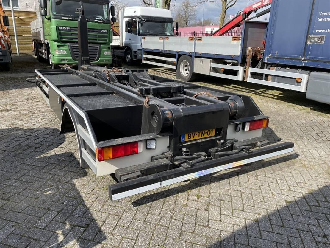 Container system truck part LEEUBUUR