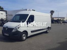 closed box truck Renault MASTER 125.35 L3H2 2016