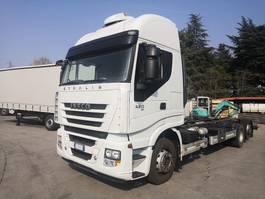 tilt truck Iveco Stralis 420