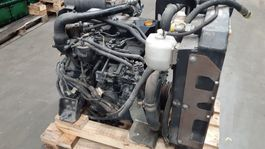 engine part equipment Yanmar 4TNV98T