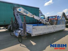 loader crane Kennis Type 14.000