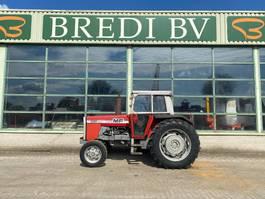 farm tractor Massey Ferguson 595 1996