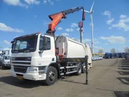 Müllwagen DAF FA N CF75-250 6X2 2009