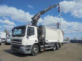 Müllwagen DAF FA N CF75-250 6X2 2010