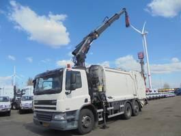 Müllwagen DAF FA N CF75-250 6X2 EEV K 2010