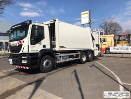 garbage truck Iveco Stralis 260 AD260S330 German - Zoeller - Faun - Euro 6 - 20 units 2014