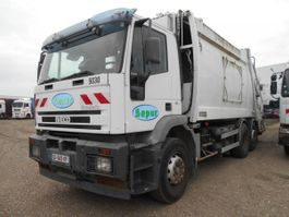 garbage truck Iveco Eurotech 2007