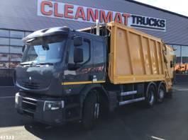 garbage truck Renault Premium 320 Euro 5 2008
