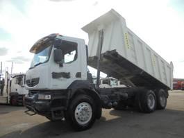 tipper truck > 7.5 t Renault Kerax 380 DXI 2009