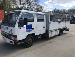 drop side truck Mitsubishi Canter FE444 **24VOLTS-HYDRAULIC RAMP-WINCH** 1996