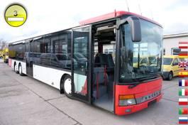 tourist bus Setra EVOBUS S319 NF RETARDER MATRIX STANDHEIZUNG 2005