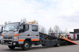 tow-recovery truck Mitsubishi 7C18D Fuso Abschlepper Seilwinde Schiebe-Plateau 2013