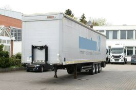 tilt semi trailer Kögel Standard/Edscha/Speed curtain/Fast slider/LaSi 2013