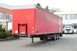 tilt semi trailer Kögel Standard/Edscha/Speed curtain/Fast slider/LaSi 2014