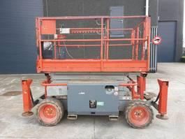 telescopic boom lift wheeled Skyjack SJ 6832 RT 2007