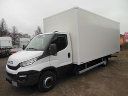 Koffer LKW Iveco Daily 70C17, 72C17, LBW 2016