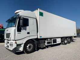 refrigerated truck Iveco Stralis 480 Stralis 260S48 Carrier 2006