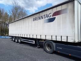 sliding curtain semi trailer Pacton MET ONDERSCHUIFKLEP D'HOLLANDIA+2 LIFTASSEN