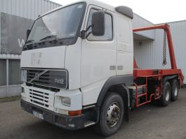 container truck Volvo FH12 380 , Manual , Intarder , 6x2 , Container truck , Airco , Spring suspension 2000