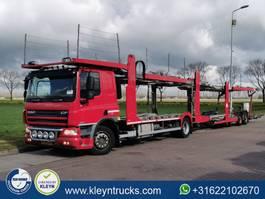 car transporter truck DAF CF 75 2007