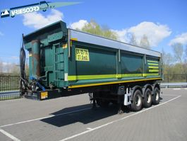 tipper semi trailer ATM OKA 17/27 2009