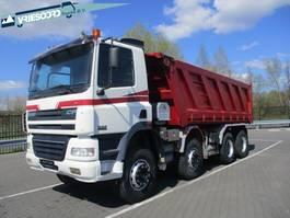 tipper truck > 7.5 t DAF CF 85 8x4 Manual 2004