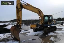 crawler excavator Komatsu PC215LC 2012