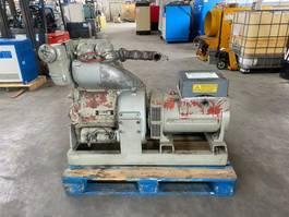 generator Deutz F2L 712 Mecc Alte Spa 16.5 kVA generatorset