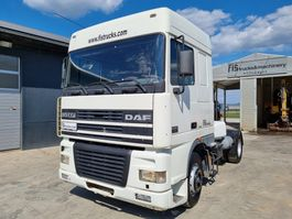 cab over engine DAF XF 95.430 4X2 tractor unit - euro 3 2001