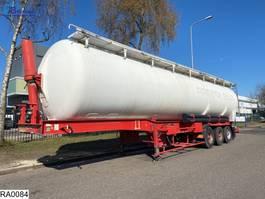 feed semi trailer Benalu Silo Silo / Bulk, 62000 liter, 62 M3 1991