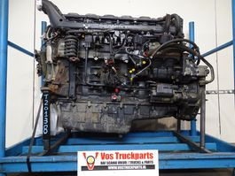 Engine truck part Scania SC-R DT-1212 420PK 2009