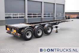 container chassis semi trailer Renders ROC 16.27 CC | 20-30ft * DISC BRAKES * APK/ADR 10-2021 2010