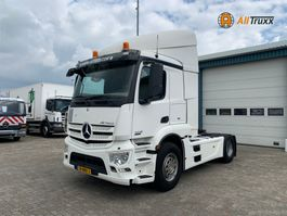cab over engine Mercedes-Benz Actros 1836 Euro 6 NL truck 2013