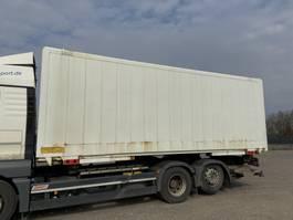 swap body trailer semi trailer Krone WK7.3 RSTG  BDF- Wechselkoffer C 7,45Typ: WK 7.3 RSTG 2000
