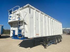 tipper semi trailer Benalu Bulkliner 2001