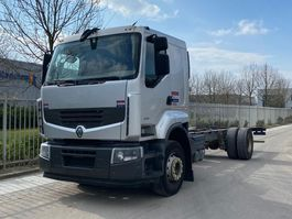 chassis cab truck Renault Lander 460 DXI MANUAL GEARBOX 2010