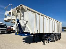 tipper semi trailer Benalu AgriLiner 2003