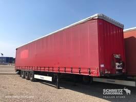 sliding curtain semi trailer Krone Semitrailer Curtainsider Standard 2012