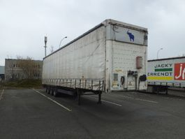 other semi trailers Schmitz Cargobull Varios Semitrailer Others 2012