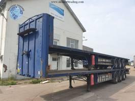 flatbed semi trailer Trailor Hardwood Floor + Rongen 2005