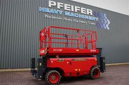 scissor lift wheeld Magni DS1218RT New And Available Directly From Stock, Di 2021