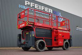 scissor lift wheeld Magni DS1523RT New And Available Directly From Stock, Di 2021