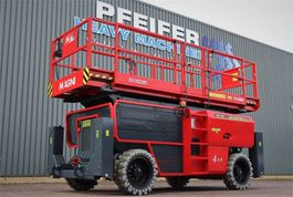 scissor lift wheeld Magni DS1823RT New And Available Directly From Stock, Di 2021