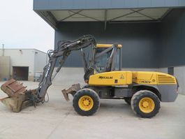 wheeled excavator Mecalac 12 M XT 2006